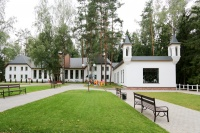 recreation center Serebryanyiy rodnik