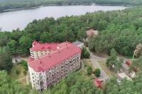 база отдыха Белое озеро БЖД