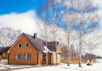 tourist complex Nikolaevskie prudy