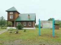 дом охотника Хойникский