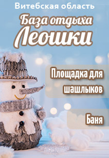 база отдыха Леошки базы отдыха Беларуси отдых в Беларуси  зима