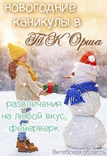 Туристический комплекс Орша зимний отдых в Беларуси Новый год и Рождество базы отдыха Беларуси 2019