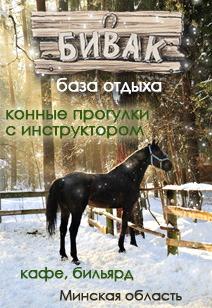 база отдыха Бивак базы отдыха Беларуси отдых в Беларуси зима 2019