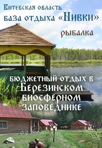 база отдыха Нивки бюджетный отдых в Березинском биосферном заповеднике, рыбалка лето 2018