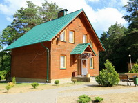 Grodnenskij hunter's house