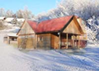 Шумилинский дом охотника