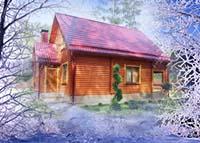 Smorgonsky hunter's house