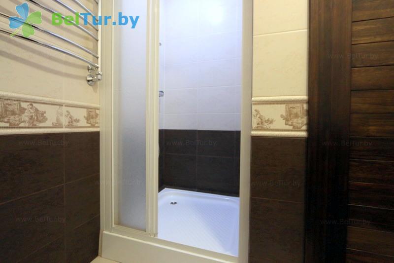 Отдых в Белоруссии Беларуси - база отдыха Бивак - двухместный двухкомнатный (апартаменты)