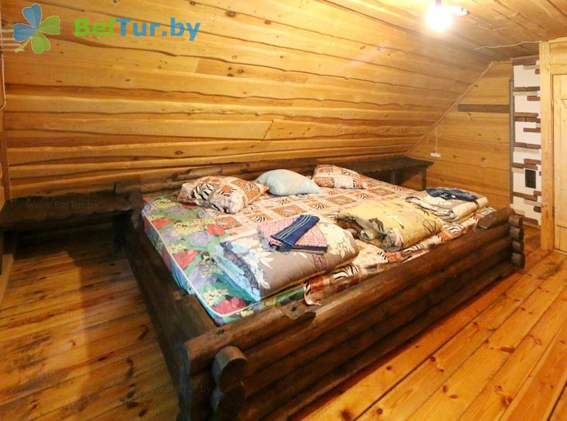Отдых в Белоруссии Беларуси - база отдыха Красногорка - восьмиместный (домик Рыбацкий)