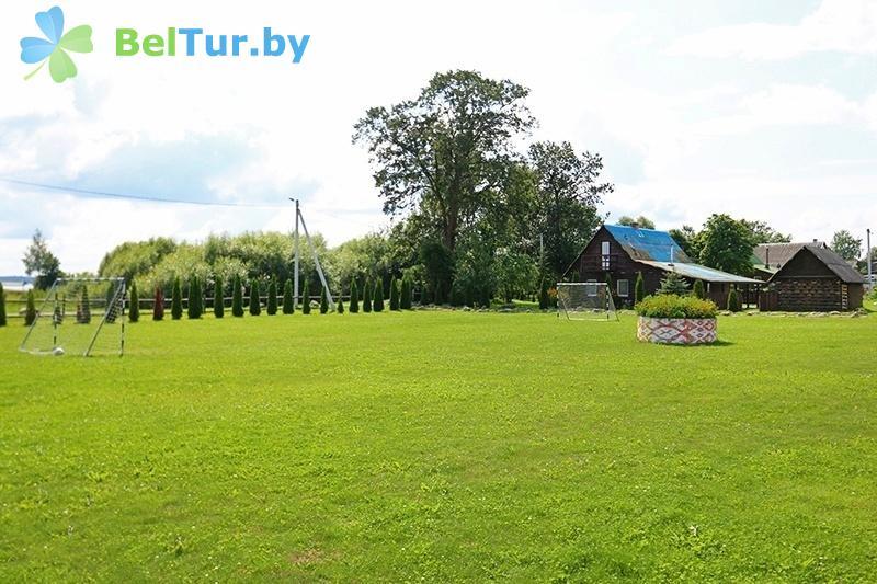 Отдых в Белоруссии Беларуси - база отдыха Красногорка - Площадка для палаток