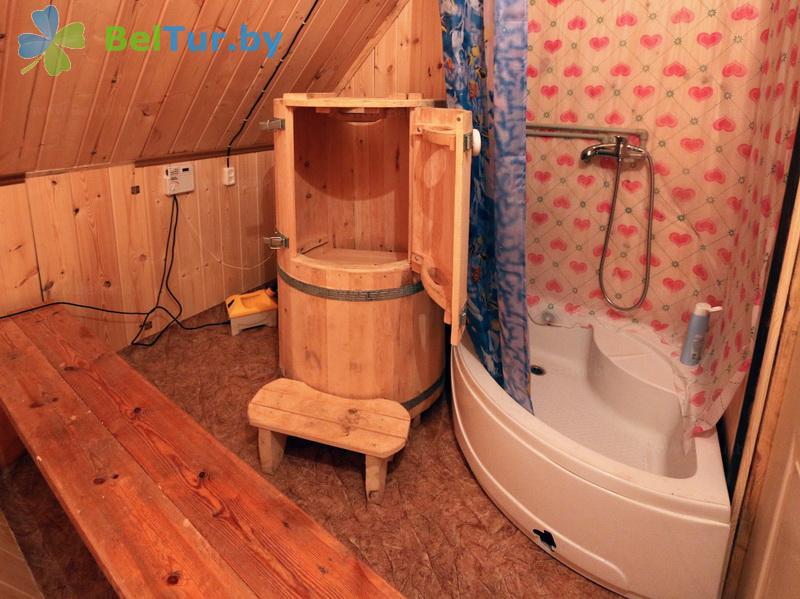 Отдых в Белоруссии Беларуси - база отдыха Красногорка - Сауна