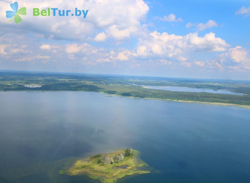 Отдых в Белоруссии Беларуси - база отдыха Красногорка - Водоём