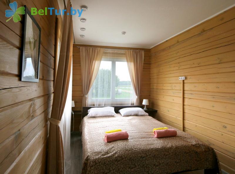 Отдых в Белоруссии Беларуси - экоотель Кветки Яблыни - двухместный однокомнатный стандарт (дом «Малина»)