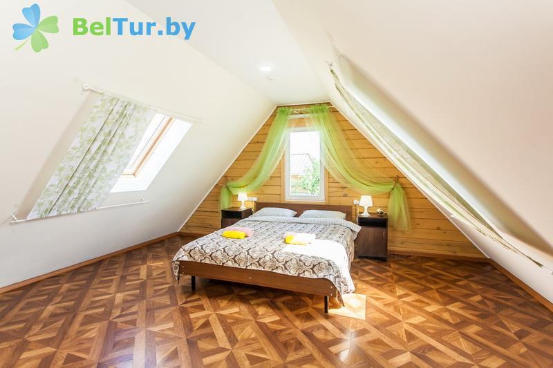 Отдых в Белоруссии Беларуси - экоотель Кветки Яблыни - двухместный однокомнатный полулюкс (дом «Карасевы»)