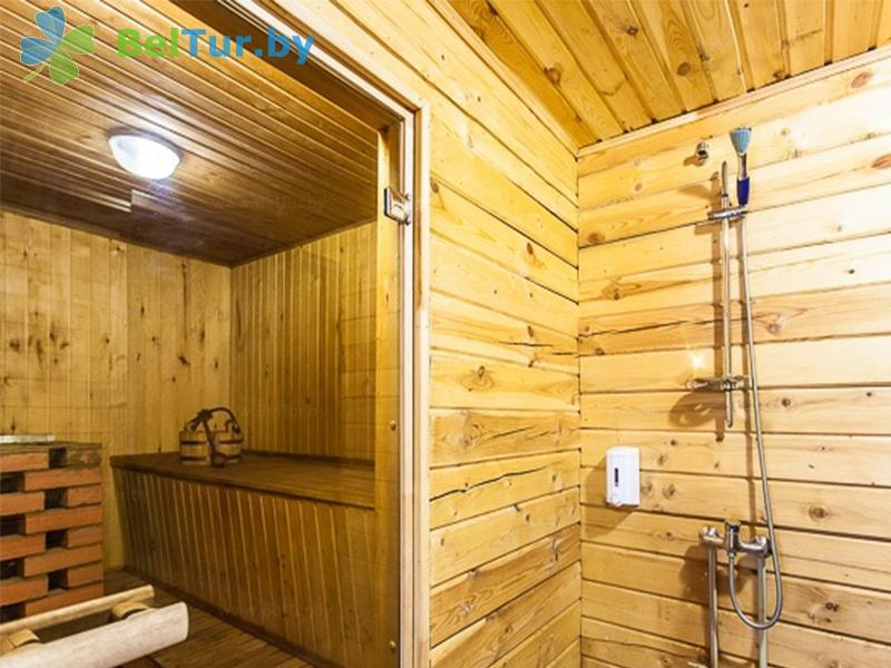 Отдых в Белоруссии Беларуси - экоотель Кветки Яблыни - Баня русская