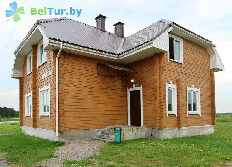 Отдых в Белоруссии Беларуси - экоотель Кветки Яблыни - дом «Карасевы»