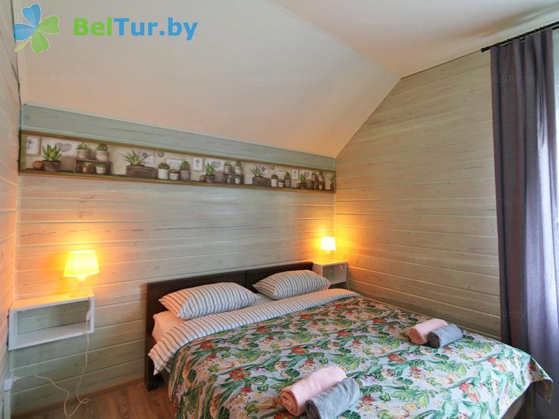 Отдых в Белоруссии Беларуси - экоотель Кветки Яблыни - двухместный однокомнатный стандарт (дом «Шипшины»)