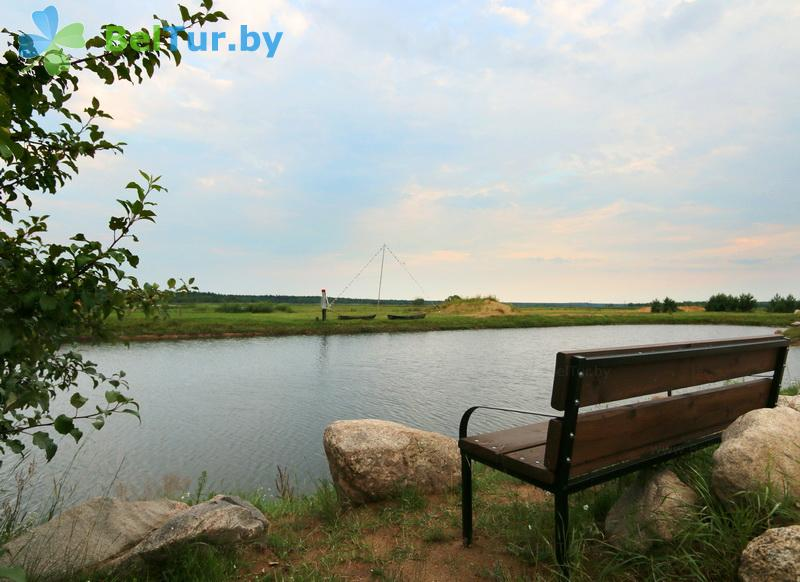Rest in Belarus - ecohotel Kvetki Yablyni - Fishing