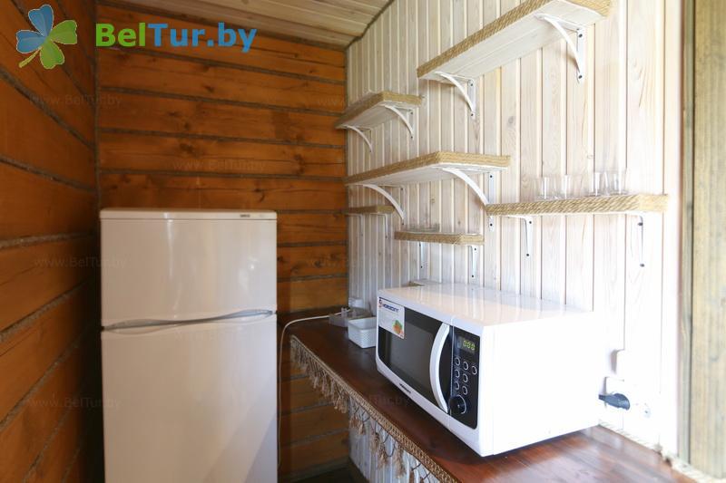 Отдых в Белоруссии Беларуси - охотничье-туристический комплекс Фольварк Бельчо - дом (4 человека) (дом «Фахверк»)