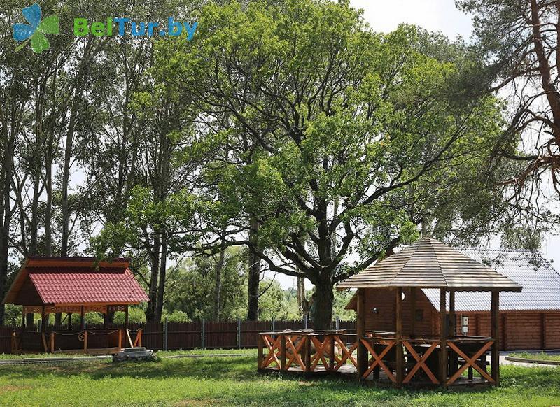 Отдых в Белоруссии Беларуси - охотничье-туристический комплекс Фольварк Бельчо - Территория и природа