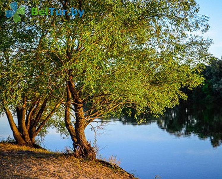 Отдых в Белоруссии Беларуси - охотничье-туристический комплекс Фольварк Бельчо - Водоём