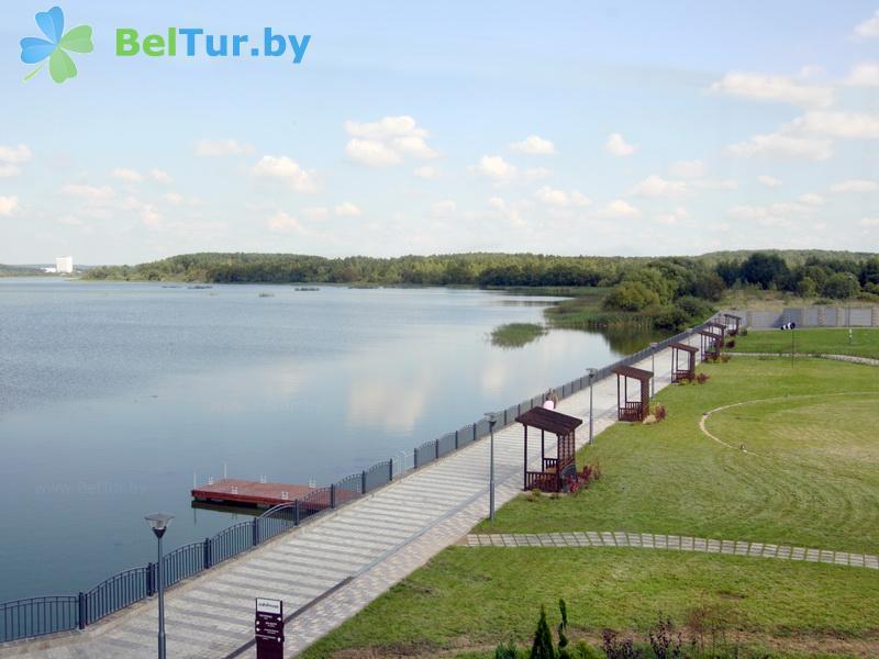 Отдых в Белоруссии Беларуси - гостиничный комплекс Робинсон клаб / Robinson Club - Рыбалка