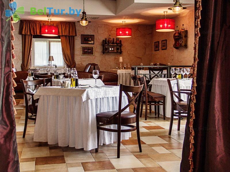 Отдых в Белоруссии Беларуси - гостиничный комплекс Робинсон клаб / Robinson Club - Ресторан