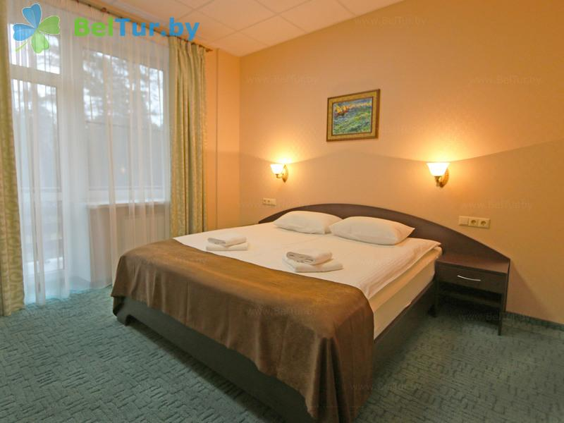 Отдых в Белоруссии Беларуси - учебно-оздоровительный комплекс Форум - двухместный однокомнатный / double (гостиница)