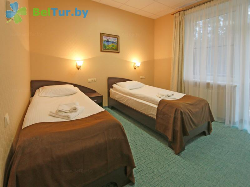 Rest in Belarus - educational and recreational complex Forum Minsk - one-room double / twin (hotel)