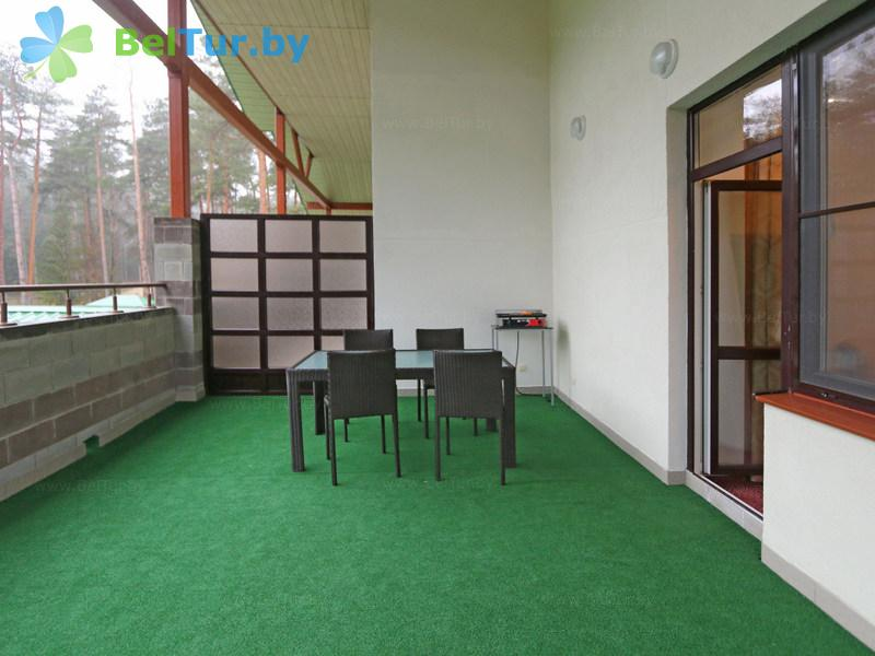Rest in Belarus - educational and recreational complex Forum Minsk - two-room double suite (hotel)