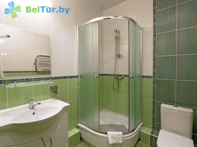 Отдых в Белоруссии Беларуси - учебно-оздоровительный комплекс Форум - двухместный двухкомнатный люкс (гостиница)