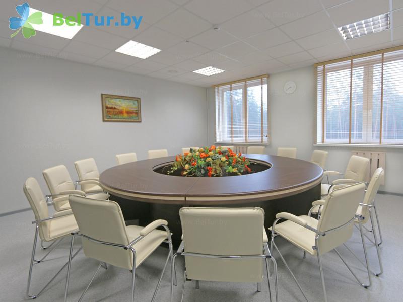 Rest in Belarus - educational and recreational complex Forum Minsk - Meeting room