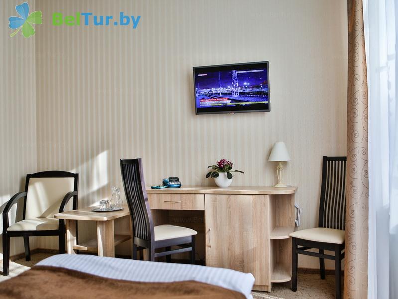 Отдых в Белоруссии Беларуси - учебно-оздоровительный комплекс Форум - двухместный однокомнатный / twin (гостиница)