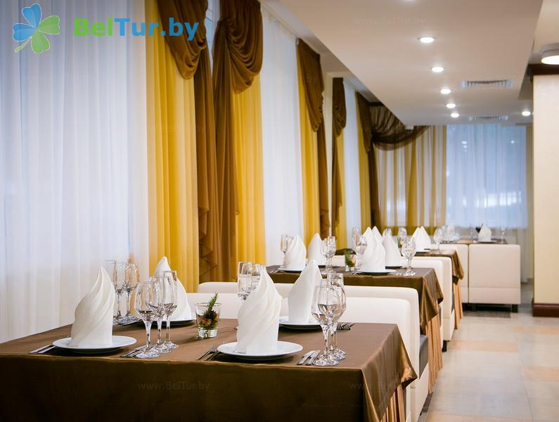 Отдых в Белоруссии Беларуси - учебно-оздоровительный комплекс Форум - Ресторан