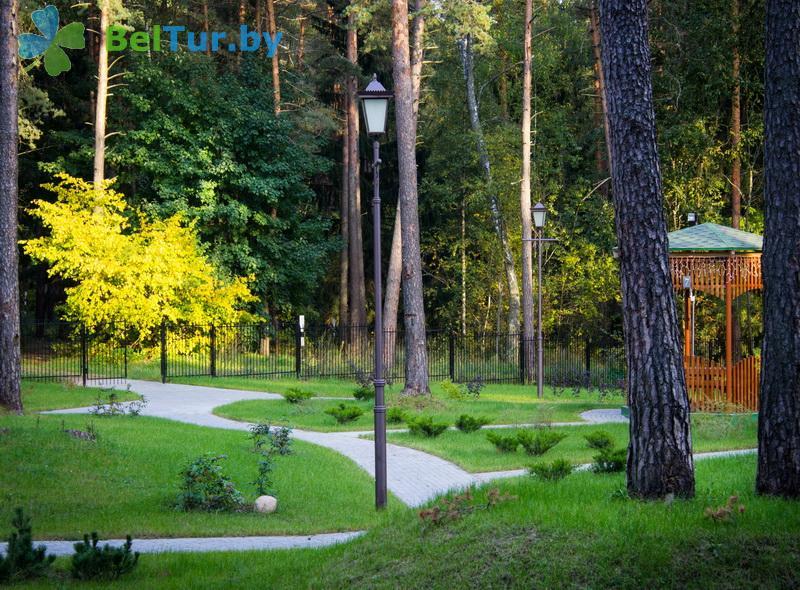 Отдых в Белоруссии Беларуси - учебно-оздоровительный комплекс Форум - Территория и природа