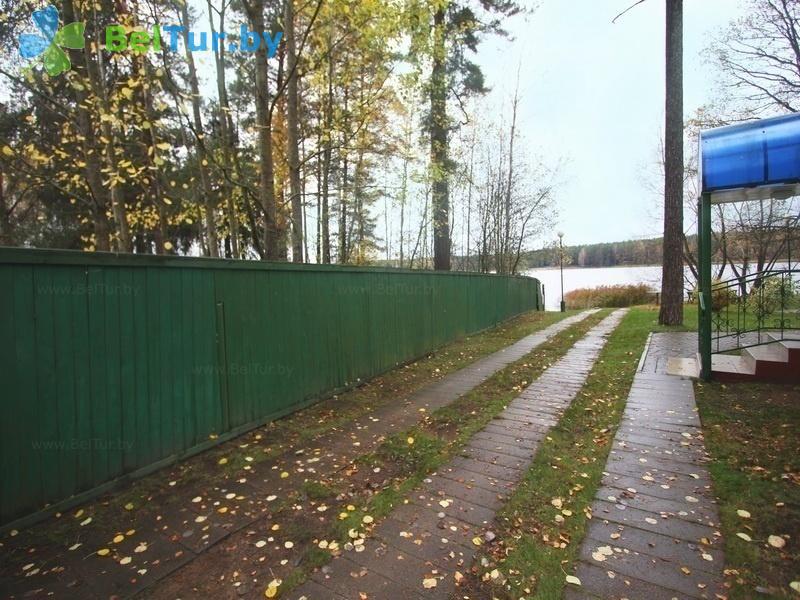 Rest in Belarus - recreation center Kommunalnik - Territory