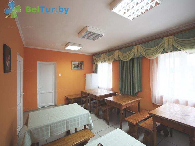 Отдых в Белоруссии Беларуси - база отдыха Коммунальник - Кухня