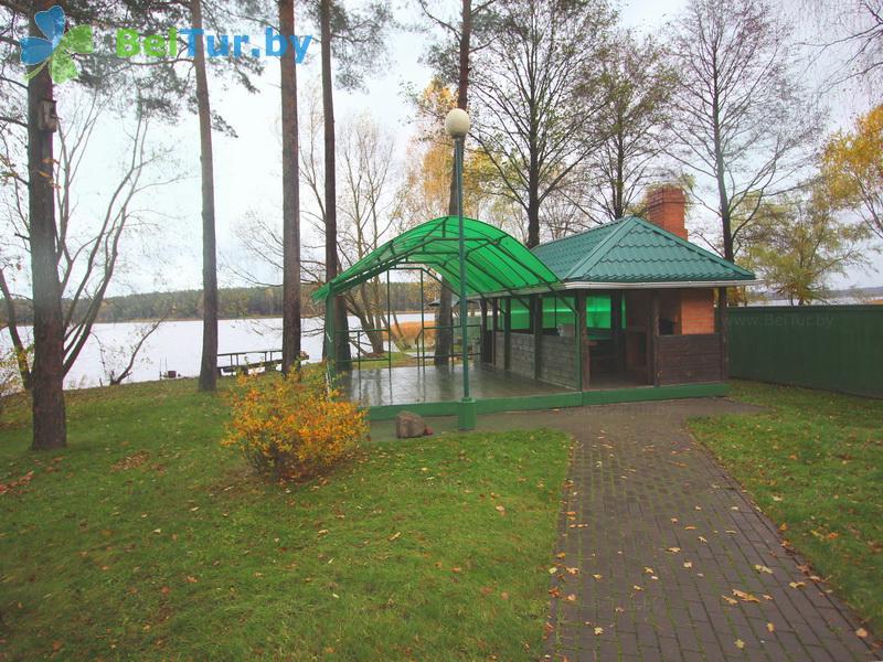 Отдых в Белоруссии Беларуси - база отдыха Коммунальник - Беседка