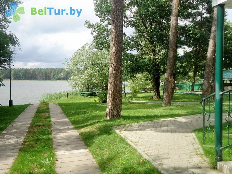 Отдых в Белоруссии Беларуси - база отдыха Коммунальник - Водоём