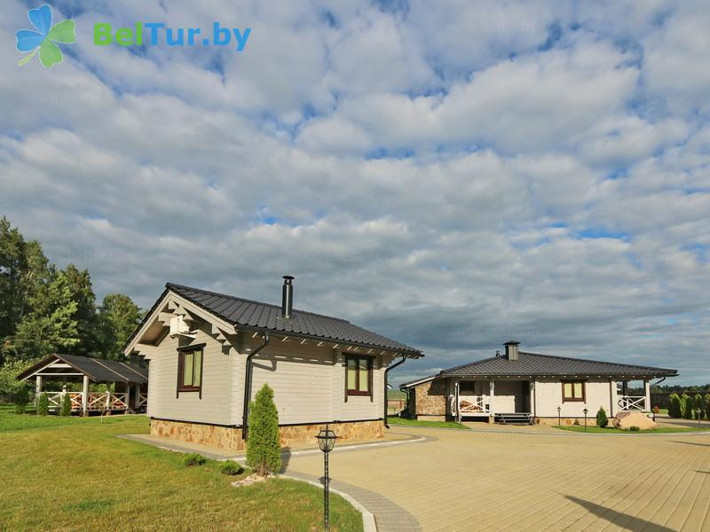 Rest in Belarus - hunting and tourist complex Lavniki - Territory