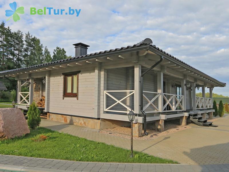 Отдых в Белоруссии Беларуси - охотничье-туристический комплекс Лавники - банный комплекс