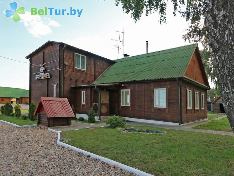 Отдых в Белоруссии Беларуси - охотничье-туристический комплекс Лавники - гостиница