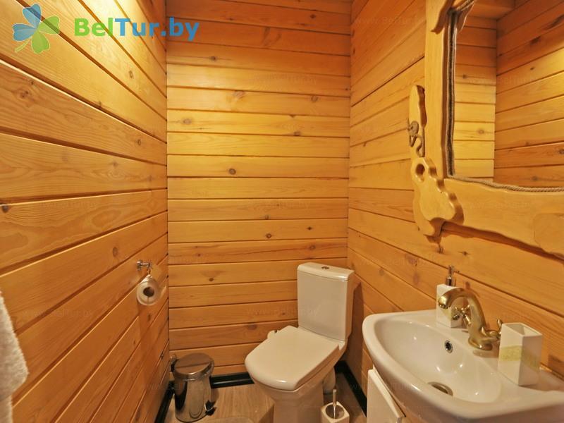 Отдых в Белоруссии Беларуси - охотничье-туристический комплекс Лавники - двухместный (гостевой дом №1, 2, 3, 4)