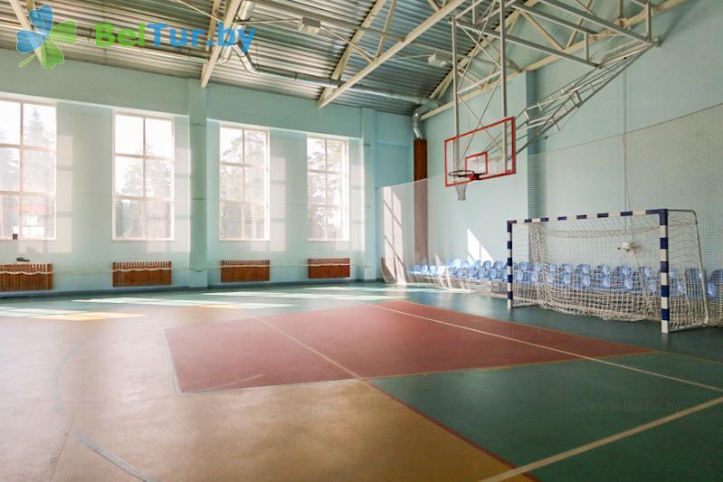 Отдых в Белоруссии Беларуси - гостиничный комплекс Веста - Спортзал