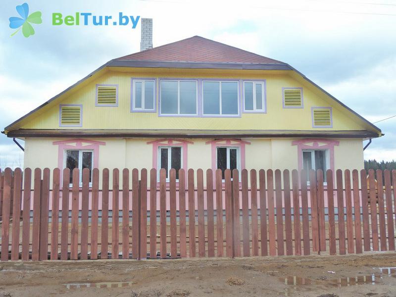 Отдых в Белоруссии Беларуси - дом охотника Межно - дом охотника