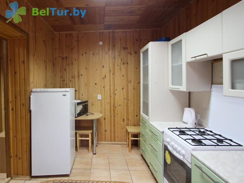 Отдых в Белоруссии Беларуси - дом охотника На Вилии - Кухня