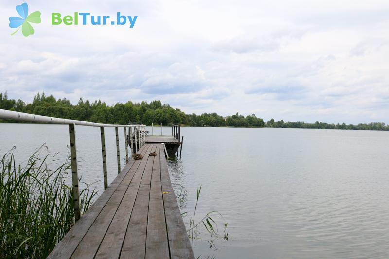 Отдых в Белоруссии Беларуси - база отдыха Белые Росы - Пляж