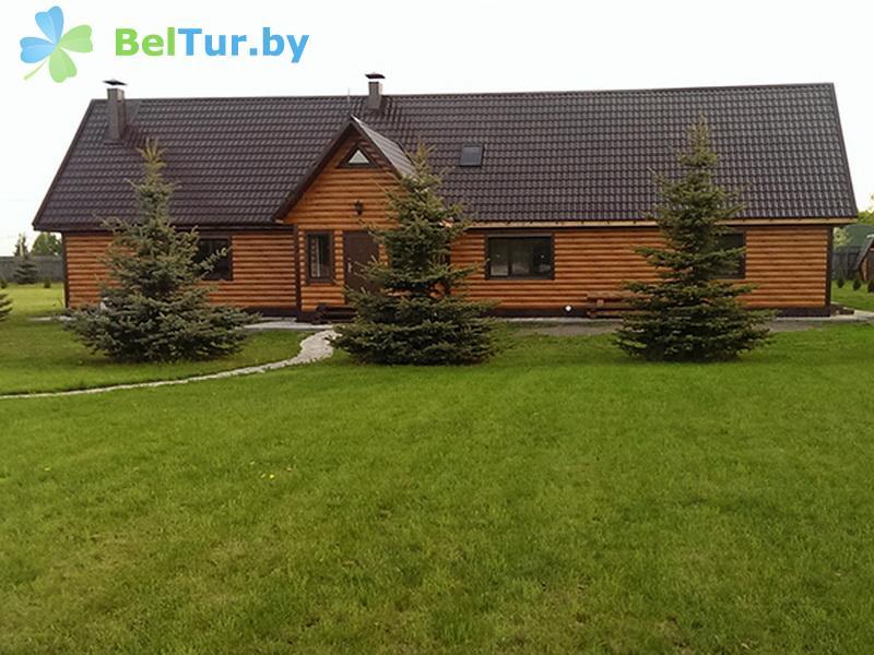 Отдых в Белоруссии Беларуси - база отдыха Белые Росы - VIP-дом