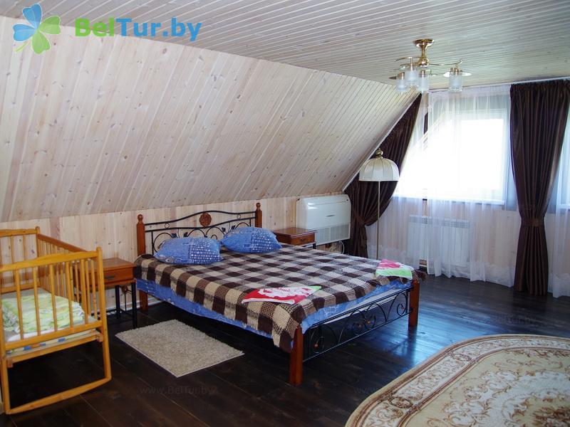 Отдых в Белоруссии Беларуси - база отдыха Белые Росы - дом (8 человек) (VIP-дом)