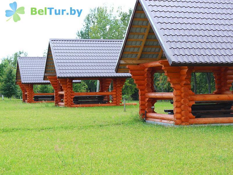Отдых в Белоруссии Беларуси - база отдыха Белые Росы - Беседка